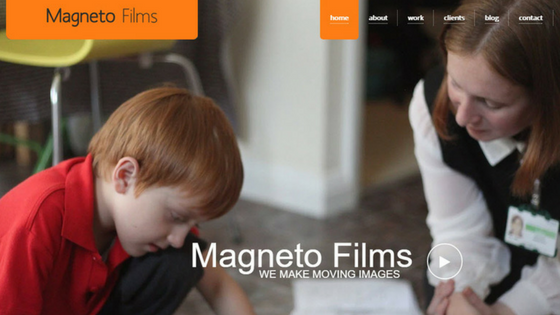 UK video marketing services by Magneto Films, London